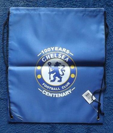 CHELSEA THE BLUES FOOTBALL CLUB CENTENARY 100 YEARS WATERPROOF BACKPACK KITBAG