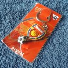 ARSENAL BARCLAYS PREMIERSHIP OFFICIAL FANS SOUVENIR KEY RING