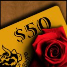 $50 Bar Ferdinand Gift Card