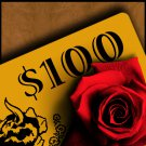 $100 Bar Ferdinand Gift Card