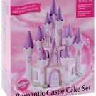 Romantic 32 piece cake castle kit