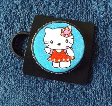 HELLO KITTY BEAUTIFUL HAIR BAND IN BRIGHT BLUE