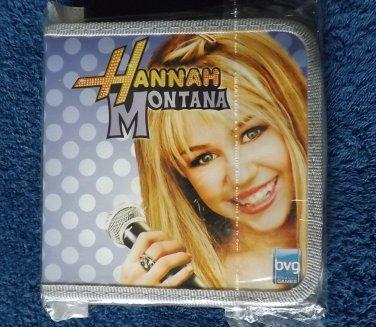 HANNAH MONTANA FORTY CD DVD HOLDER FOLDER