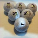 NewPort National Golf Balls - 6 balls