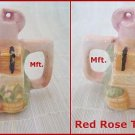 Red Rose Canadian  Tea Premium Mini-Teapot Spring Garden