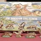 Complete Set of 5 Porcelain Wade Dinosaurs with Original Display Box