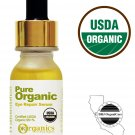 DRJ Organics Pure Organic Eye Repair Serum, synergistic, around the eyes