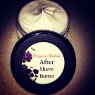 Organic Dudes After Shave Butter by Organic Babes handmade organic and vegan
