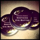 Organic Babes Soothing Eye Butter handmade organic and vegan