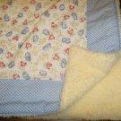 Farm Friends Baby/Toddler Blanket