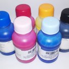 Pigment Ink for Epson by QualityBits™ - UV-resistance, Water Proof, Never fading, 600ML CMYK LC LM