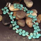 Turquoise and fresh water pearl