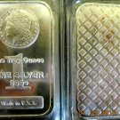 1 oz New Morgan Design Silver Bar