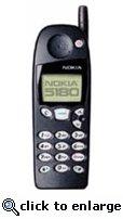 Nokia 5180 (Alltell Wireless)