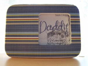 Daddy Photo Frame