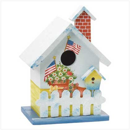 American Bird House-Wood
