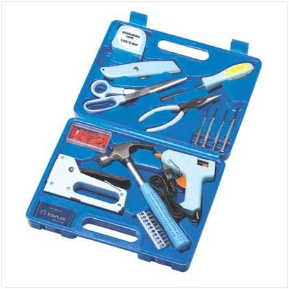 125 PCS. CRAFTS TOOLS SET