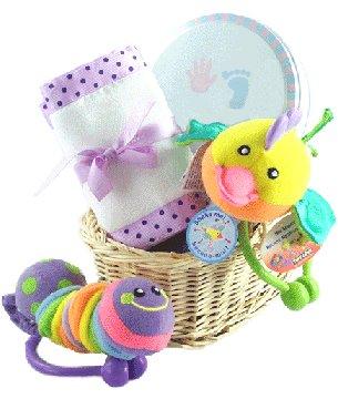 The Crinkle Gift Basket