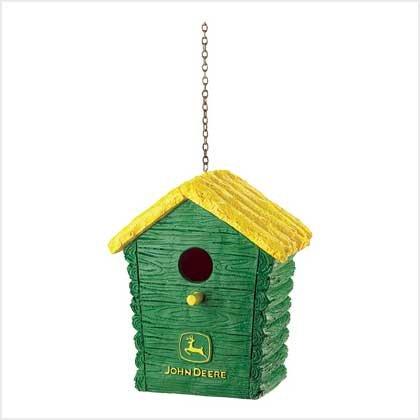 John Deere Birdhouse