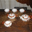 Vintage Collectible Japanese (Pre-Occupied) Ornate Tea Set