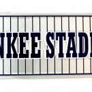 YANKEE STADIUM BASEBALL NEW YORK YANKEE MAJOR LEAGUE BASEBALL ARROW SIGNS