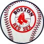 BOSTON RED SOX BASEBALL MAJOR LEAGUE BASEBALL CIRCULAR SIGNS