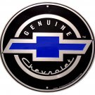 GENUINE CHEVROLET CIRCULAR SIGNS