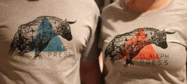 El Aleph Press T-Shirt