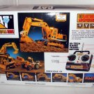 RC Radio Control CAT C225 Excavator 1/10 Scale FREE FAST USA SHIPPING no charger