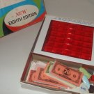 Play the Jeopardy Game Eighth Edition Vintage MB 1963 #4457 FREE SHIPPING