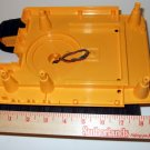 "Excavator Dozer Robot Track Unit Base Rubber Tracks 6V Drive Motors 8"" X 11"""