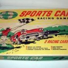 Sports Car Racing Game Vintage Slot Car 4 CARS box track controllers PWR