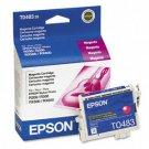 Epson 48 Magenta T048530 NEW Genuine Ink Cartridge For Photo R200 220 300 300