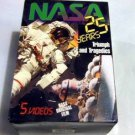 Nasa 25 years 5 VHS Video Tape set Challenger +