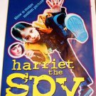 harriet the spy by Louise Fitzhugh Now the motion picture