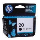 (C6614DE) (HP20D) Black Ink Cartridge