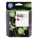 HP 940XL GENUINE (C4908AN) Black/Magenta Ink Cartridge Officejet 8000 8500 8500A