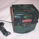 GPX Digital LED Alarm Clock Cassette Tape Player Mini Desktop Unit OFFICE DEPOT