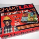 Smart Lab Electronics learning LAB KIT w manual, hookup wire, component console
