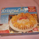 Krispy-Chip Microwave Potato Chip Maker Make your own Tortilla Waffle Chips
