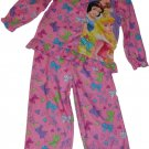 2T Disney Princess Girls 2-Piece Pajama Set Size 2T