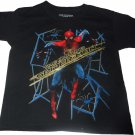 6/7 The Amazing Spider-Man Stick it Out Boys Shirt Size 6/7