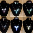 Necklance/Earring sets - Available March 15, 2010