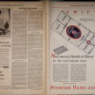 Vintage 1926 Sat EVE POST ADVERTISEMENTS SWIFT PREMIUM and more!