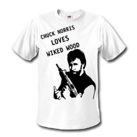 Cray-Z - Chuck Norris Loves WW- White