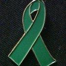 Mental Retardation Awareness Green Ribbon Lapel Pin New