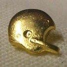 Football Sports Gold Plate Lapel Pin Tac Cap Pin New
