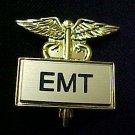 EMT Emergency Medical Technician Caduceus Pin 3530G New