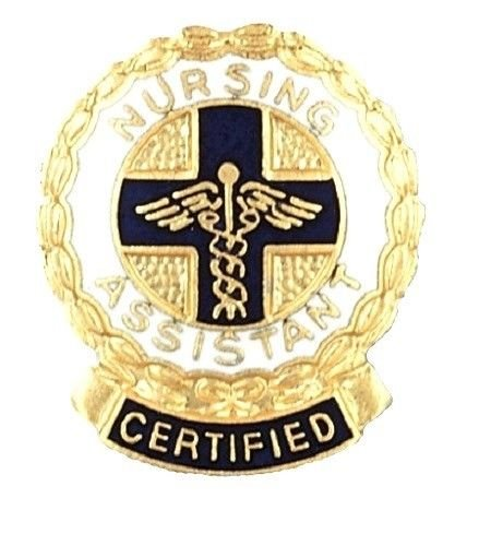 Certified Nursing Assistant Pin Medical Graduation Nurse Recognition 1075 New