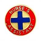 Nurse's Assistant Lapel Pin Medical Emblem Graduation Pins Recognition 938 New